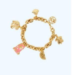 Lilly Pulitzer Jewelry - Lilly Pulitzer Charm Bracelet - gwp